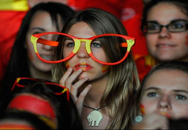 Euro 2012: How the fans turned up for the beautiful game