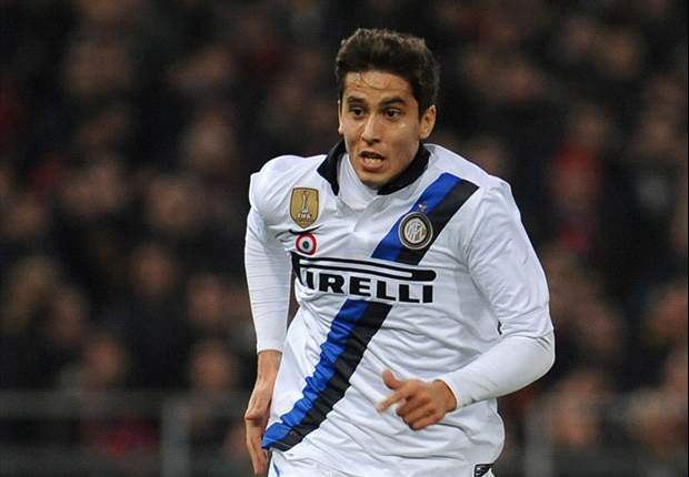 River Plate in talks with Inter regarding Ricky Alvarez transfer