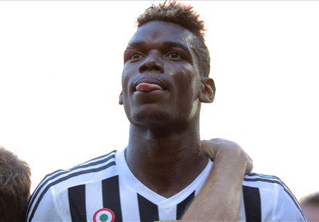 Pogba drops Man Utd transfer hint