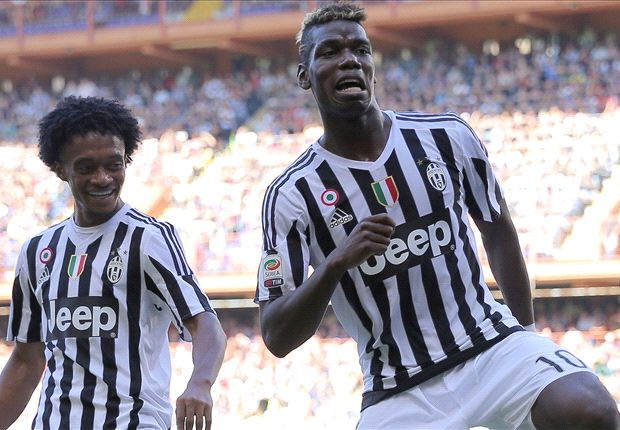 Genoa 0-2 Juventus: Pogba struts stuff as Bianconeri get first win of Serie A season