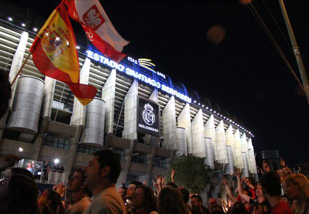 Santiago Bernabéu, Vicente Calderón y Vallecas: hay clases hasta en los estadios