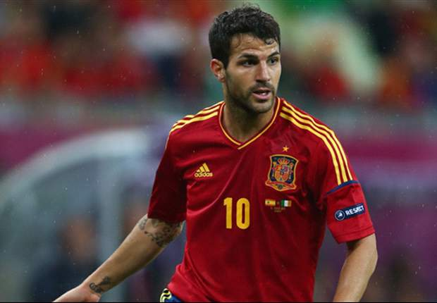 'We are more than a football team' - Fabregas believes Spain can dominate for years to come