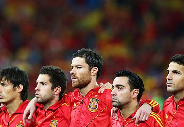 Dos amistosos confirmados para España, y frente a Francia, en el Vicente Calderón
