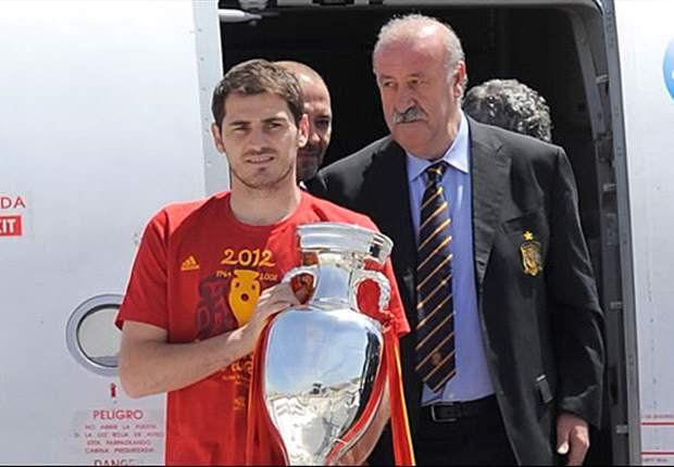 Del Bosque: Wir kommen auch ohne Casillas zurecht
