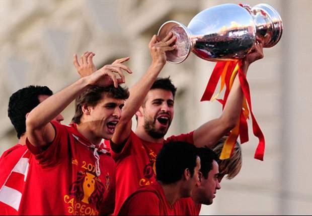Euro 2012 - Les 5 raisons qui pourraient stopper le règne espagnol