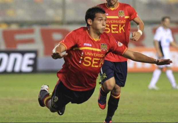 Rodrigo Gattas, la futura carta de gol de Unión Española y Chile - Talentos de Importación
