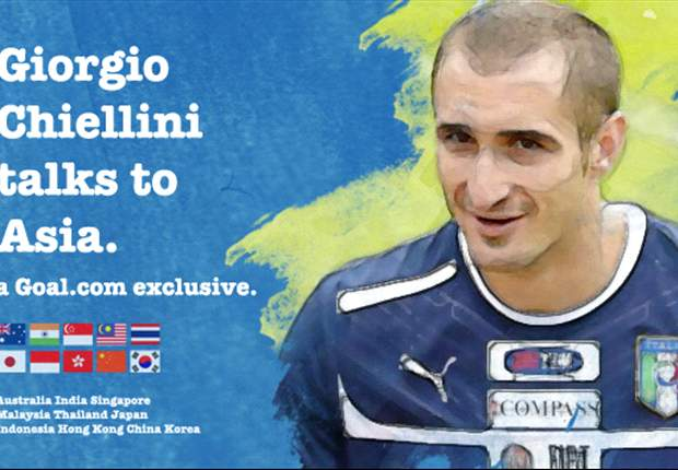 Ask Chiellini: The Italy international will answer questions for Goal.com readers