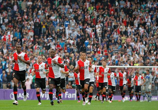 Feyenoord meet Dynamo Kiev in Champions League third qualifying round