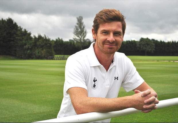Villas-Boas: Tottenham does not need five center backs