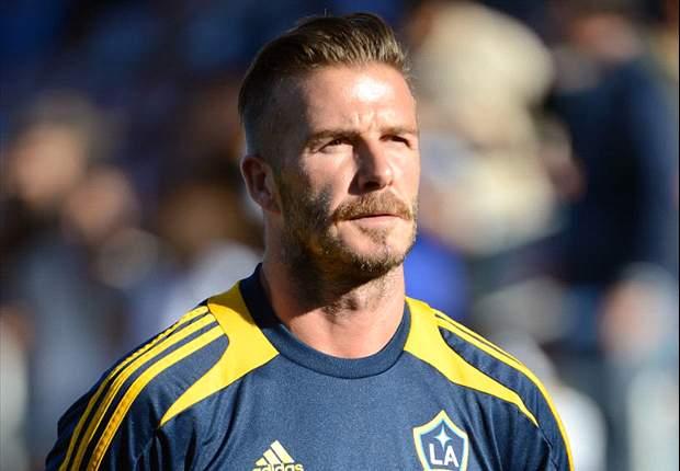Beckham: Gold medalist should light Olympic flame, not me