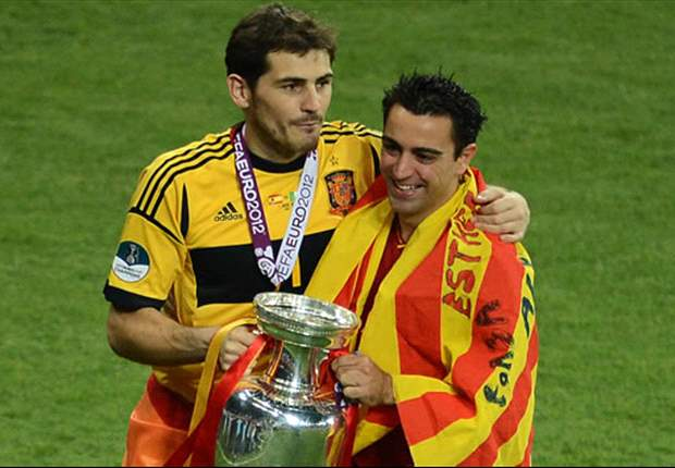 Xavi & Casillas win Prince of Asturias Sports Award