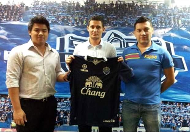 Official: Uzbekistan international Anvar Rajabov signs two-year deal with Thailand's Buriram United