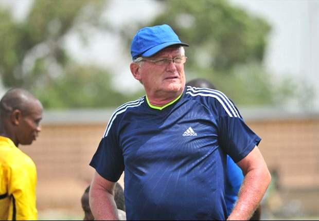 I didn't fight Abubakar it was just a misunderstanding – Berekum Chelsea's Van Der Pluym