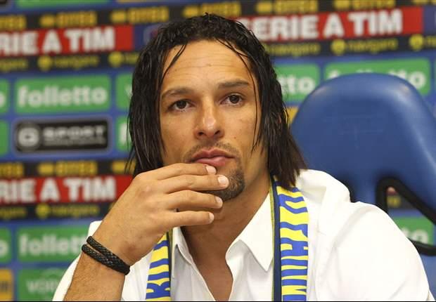 """Dopo il goal sfiorato contro la Fiorentina, Amauri vuole riprendersi il suo Parma: """"Ora voglio giocare con continuità"""""""