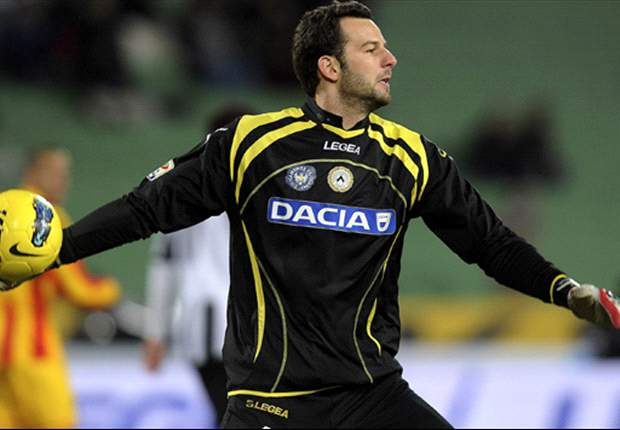 Inter agree €11m fee for Handanovic, Udinese confirm