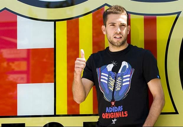 Jordi Alba: Lionel Messi Akan Bantu Saya Berkembang