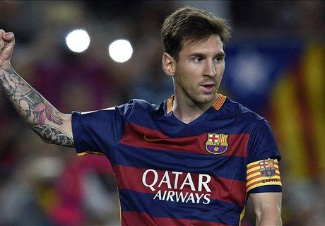 Pique: Barcelona miss Messi