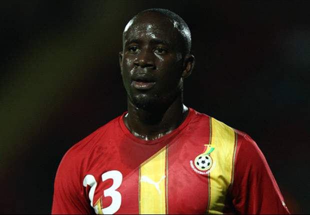2013 Afcon: Numbers don't play football – Ghana's No. 10 Albert Adomah
