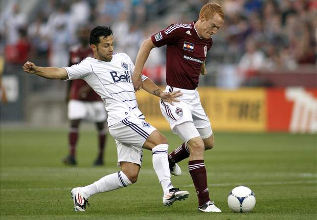 Colorado Rapids 0-1 Vancouver Whitecaps: Mattocks exploits error for three points