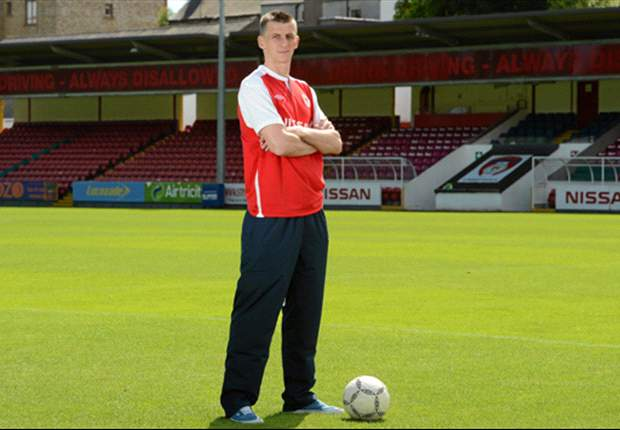 'I am so happy to be back in Ireland' - New St Patrick's Athletic signing Anto Flood