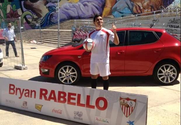 Bryan Rabello no irá a la gira europea con la selección de Chile, dice el Sevilla