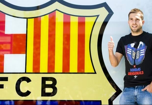 Jordi Alba ya llegó y Barcelona ahora sólo debe fichar un defensa central