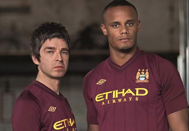 SPESIAL: Parade Jersey Klub Liga Primer Inggris 2012/13