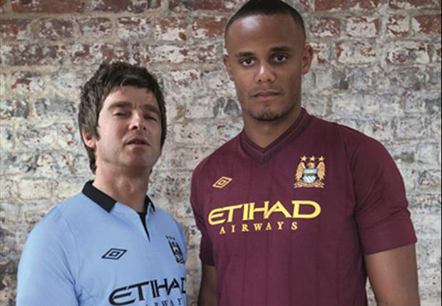 Your guide to every Premier League club's 2012-13 kit