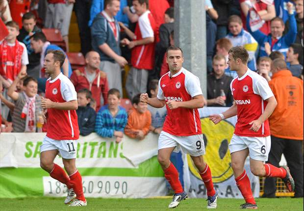 'The main aim is to do well for St Pat's' - St Patrick's Athletic striker Christy Fagan puts the team first in Europa League tie