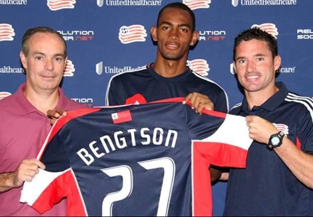 Chicago Fire 0-1 New England Revolution: Bengtson scores in Revs' season opener