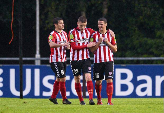 Airtricity Premier Division round 18 preview - Derry City host league leaders Sligo Rovers