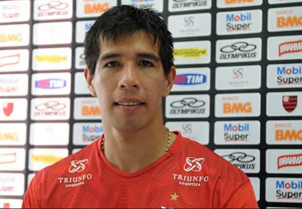 Fla:Dorival volta a contar com Cáceres e González