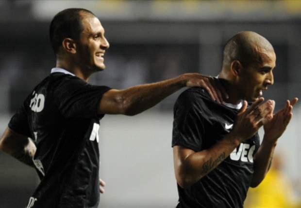 Corinthians: primeiro turno dividido em dois momentos