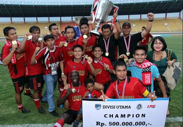Persepar Palangkaraya & Jakarta FC Dinyatakan Kalah WO
