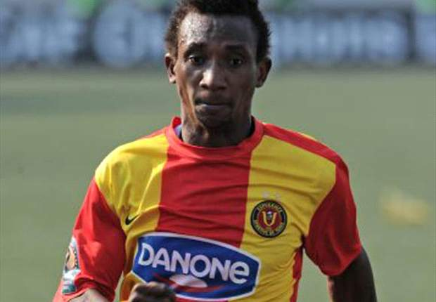 Esperance's Harrison Afful plans to shoot down Sunshine Stars in Champs League