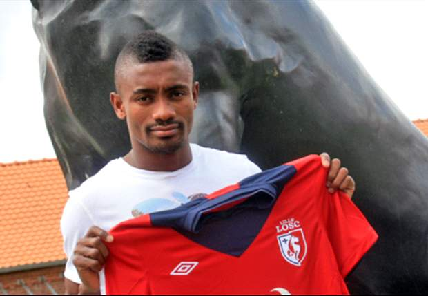 'He is full of talent' - Garcia impressed by new Lille signing Kalou