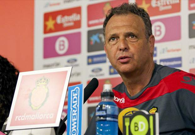 Mallorca coach Caparros has 'other priorities' ahead of Sevilla clash