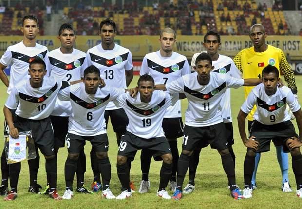 AFF WATCH: Timor Leste Gunakan Beberapa Pemain Timnas U-22 Untuk AFF Suzuki Cup 2012