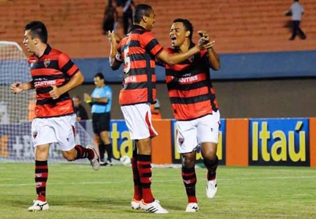 Brasileiro results Round 12: Sao Paulo taste defeat despite Jadson & Ademilson efforts in seven-goal thriller