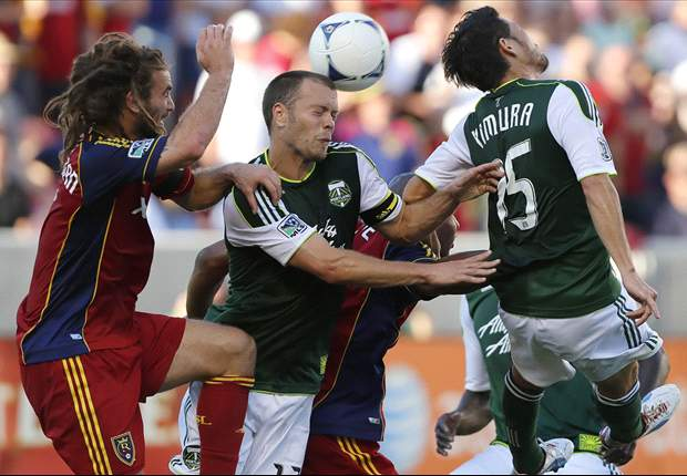 Real Salt Lake 3-0 Portland Timbers: Saborio thrashes tepid Timbers