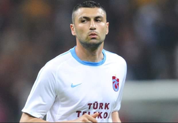 Trabzonspor confirm Burak Yilmaz departure as Galatasaray transfer edges closer