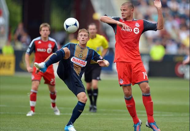 Philadelphia Union 3-0 Toronto FC: Union take massive win over TFC