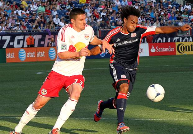 New England Revolution 2-0 New York Red Bulls: Bengtson scores debut goal as Revs continue New York's Gillette hex