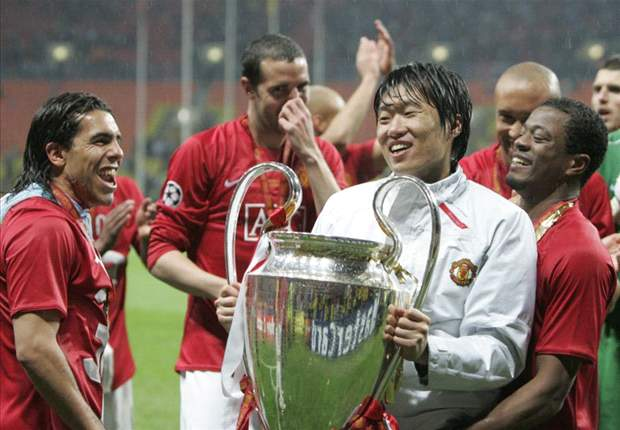 The Asian pioneer: Park Ji-Sung's groundbreaking seven years at Manchester United