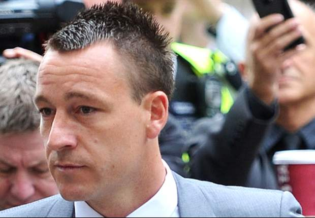 FA confirms Chelsea defender Terry denies charge over Anton Ferdinand row