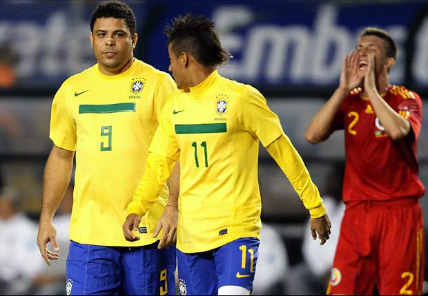 Brazil legend Ronaldo: Neymar needs European move to reach Messi's level