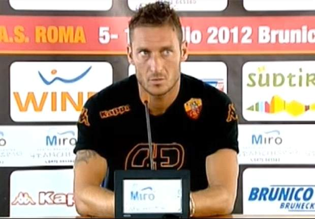 Totti: Roma need new signings to compete with Inter, Juventus & AC Milan
