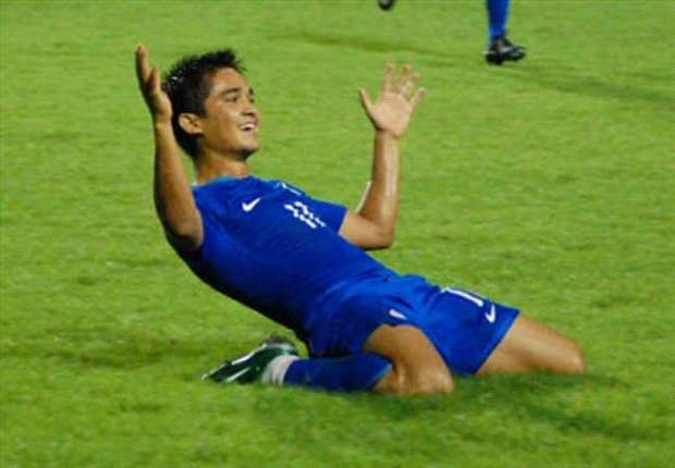 Sunil Chhetri: India are certainly not 168th in the world