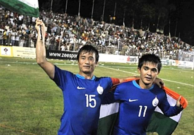 Chhetri vs Bhutia: A comparision between India's two most accomplished players