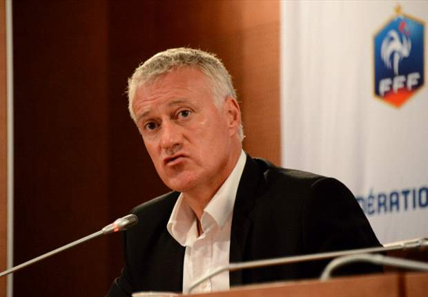 Deschamps: France could use some fresh blood